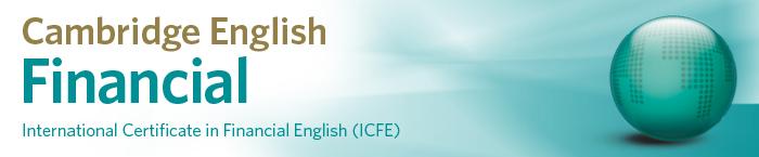 Cambridge English Financial