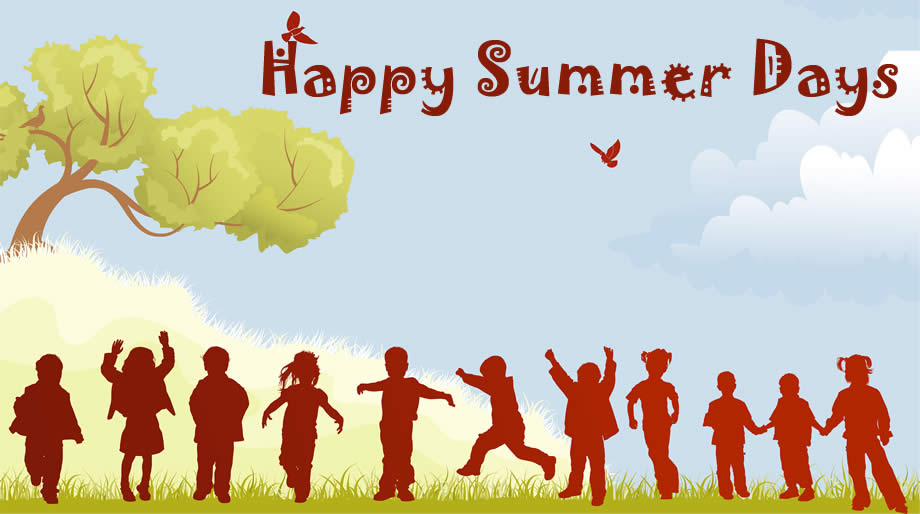 Happy Summer Days 2014