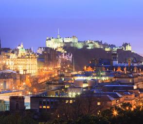 Inglese in Edinburgh