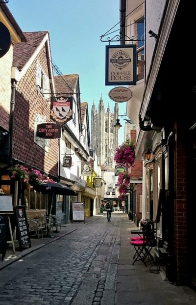 Inglese a Canterbury - CLM BELL