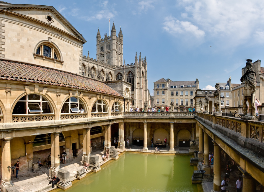 Inglese a Bath – CLM BELL